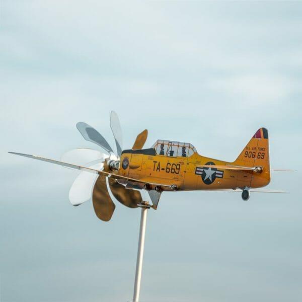 north-american-t-6-flugzeug