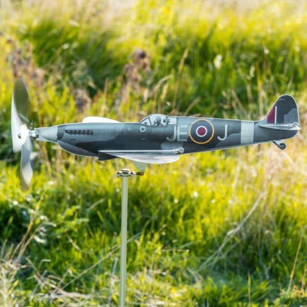 spitfire-flugzeug-windspiel
